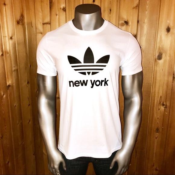 e733b3a04 Adidas Originals New York Trefoil T-Shirt